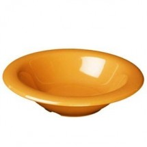 Thunder Group CR5608YW Yellow Salad Bowl 8 oz. - 1 doz
