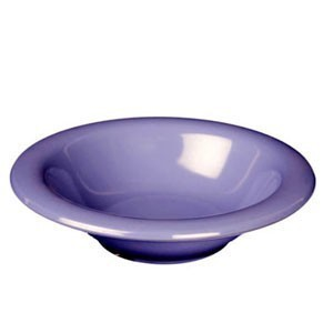 Thunder Group CR5716BU Purple Melamine Soup Bowl 18 oz. - 1 doz