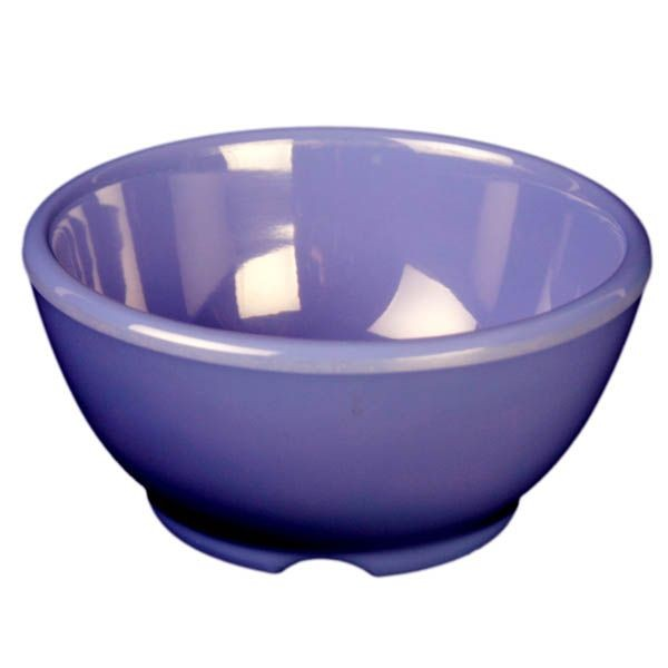 Thunder Group CR5804BU Purple Soup Bowl 10 oz. - 1 doz