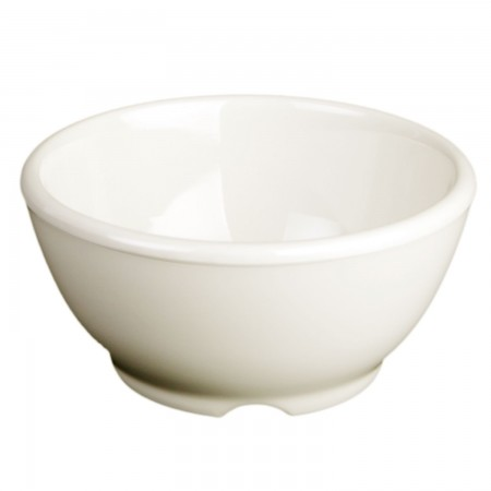 Thunder Group CR5804V Ivory Soup Bowl 10 oz. - 1 doz