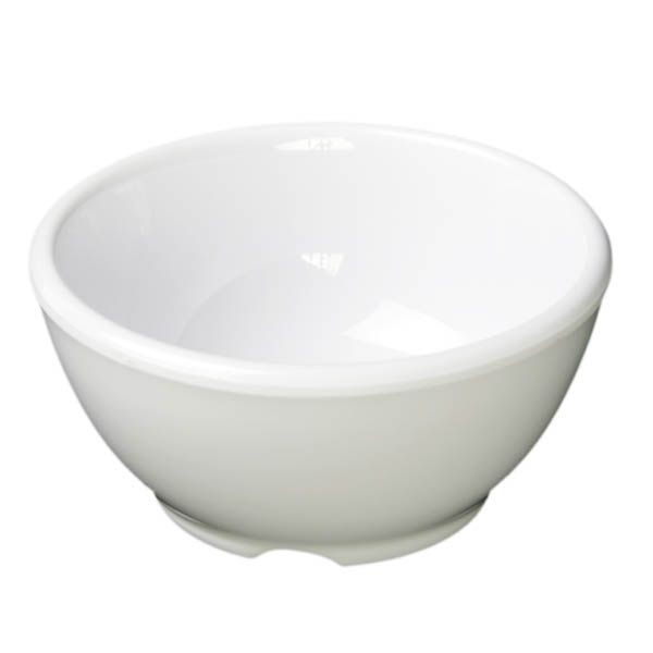 Thunder Group CR5804W White Soup Bowl 10 oz. - 1 doz