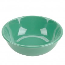 Thunder Group CR5807GR Green Melamine Salad Bowl 32 oz. - 1 doz