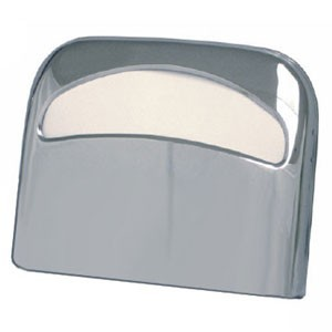 Thunder Group CRTSCD3812 Chrome Toilet Seat Cover Dispenser