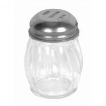 Thunder Group GLTWCS006 6 oz. Slotted Cheese Shaker - 1 doz