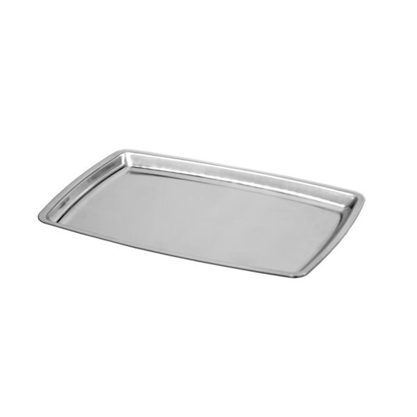 "Thunder Group IRSP1107 Rectangular Sizzling Platter 11"" x 7-1/8"" - 1 doz"