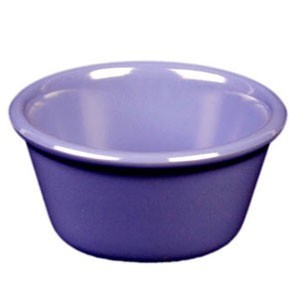 Thunder Group ML536BU Purple Smooth Ramekin 2.5 oz. - 4 doz