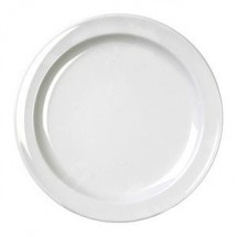 Thunder-Group-NS109W-Nustone-White-9--Round-Dinner-Plate---1-doz
