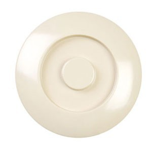 Thunder Group NS608C Nustone Melamine Tortilla Divided Server Lid - 1 doz.