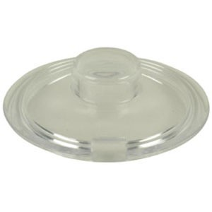 Thunder Group PLCJ007C Plastic Cover For Condiment Jar 7 oz. - 1 doz