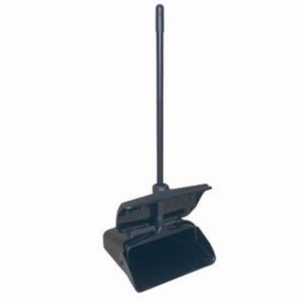 Thunder Group PLDP345 Dust Pan With Windbreak Cover 13""