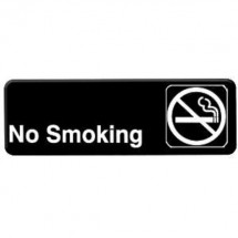 Thunder Group PLIS9311BK NO SMOKING Information Sign - 1 doz