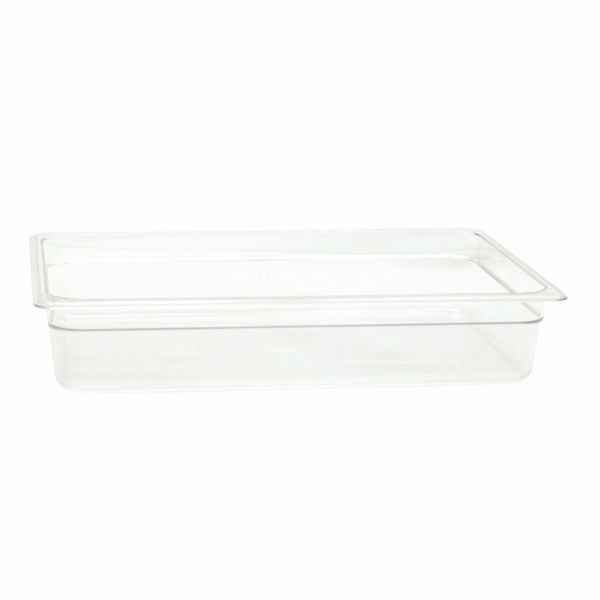 "Thunder Group PLPA8004 Full Size Food Pan 4"" - 1/2 doz"