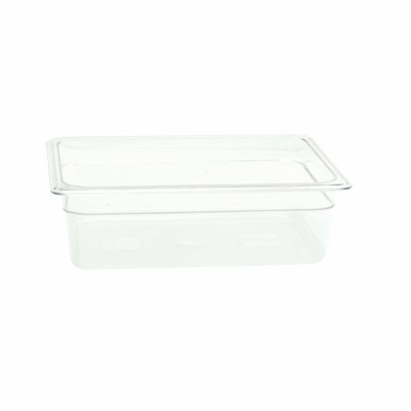 "Thunder Group PLPA8124 Half Size Food Pan 4"" - 1/2 doz"