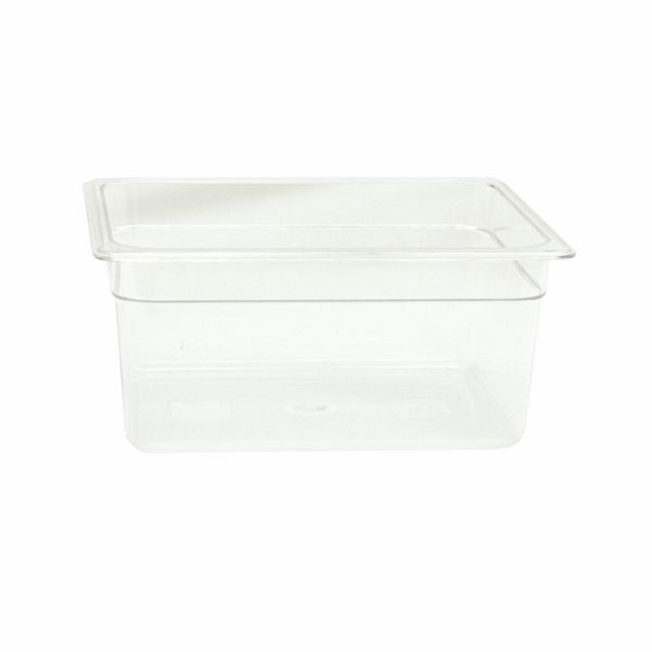 "Thunder Group PLPA8126 Half Size Food Pan 6"" - 1/2 doz"