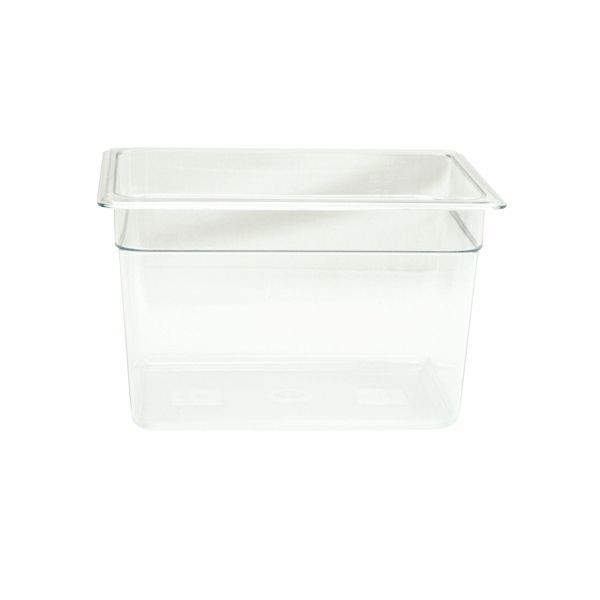 "Thunder Group PLPA8128 Half Size Food Pan 8"" - 1/2 doz"