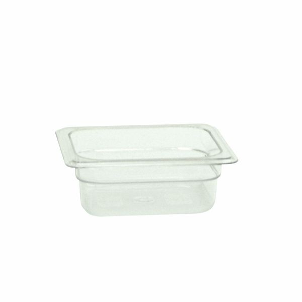 "Thunder Group PLPA8162 Sixth Size Food Pan 2-1/2"" - 1 doz"