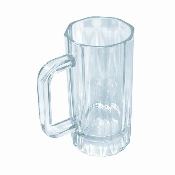 Thunder Group PLPCM001 16 oz. Polycarbonate Mug - 2 doz