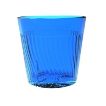Thunder Group PLPCTB308BL Blue Belize Rocks Tumbler, 8 oz.