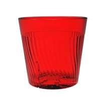 Thunder Group PLPCTB308RD Red Belize Rocks Tumbler, 8 oz.