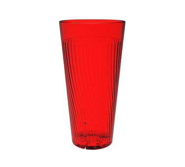 Thunder Group PLPCTB324RD Red Belize Tumbler 24 oz.