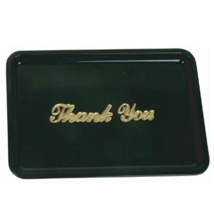 Thunder Group PLPT046 Plastic Tip Tray - 4 doz