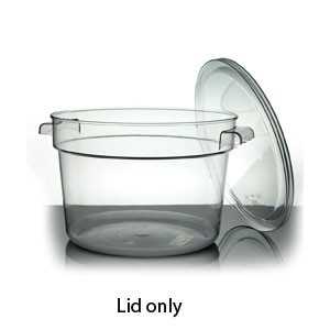 Thunder Group PLRFC0001PC Lid For Container 1 Qt. - 1 doz