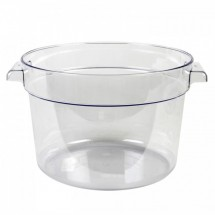 Thunder Group PLRFT012PC 12 qt Food Storage Container