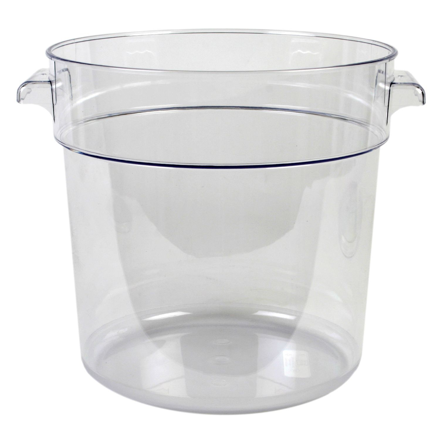 Thunder Group PLRFT018PC Food Storage Container 18 Qt.