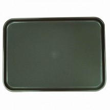 "Thunder Group PLRT1612 Rectangular Slip Resistant Serving Tray 16"" x 12"" - 1 doz"