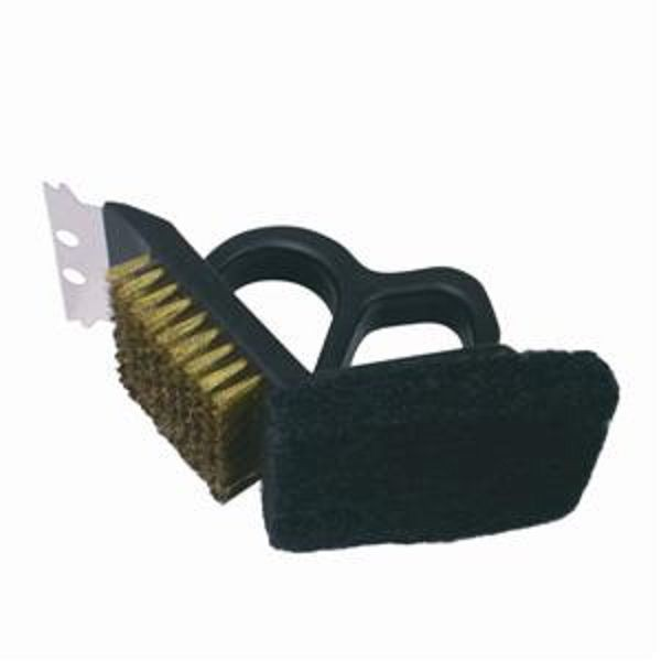 Thunder Group PLSB703 Heavy Duty Hand Steel Bristle Brush
