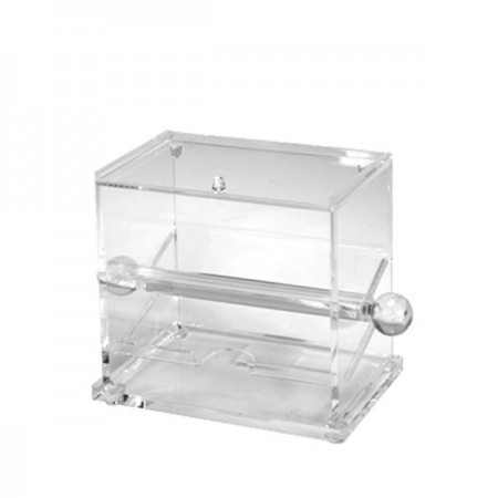 Thunder Group PLSD001 Acrylic Stirrer Dispenser