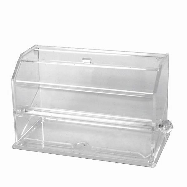 Thunder Group PLSD002 Acrylic Straw Dispenser