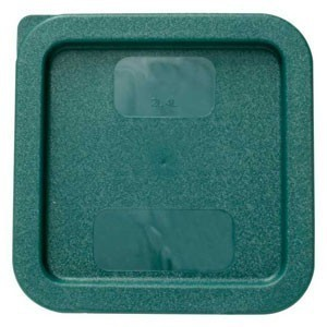 Thunder Group PLSFT0204C Green Container Cover 2 & 4 Qt.