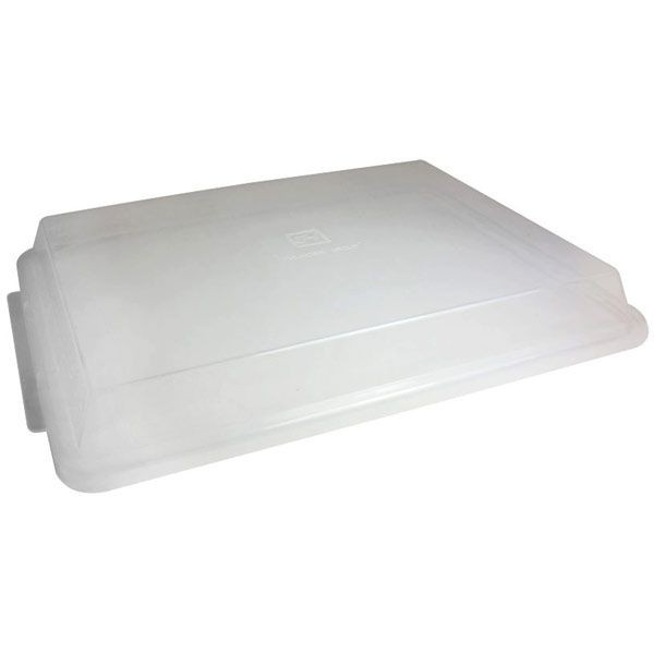 "Thunder Group PLSP1013C Quarter Size Sheet Pan Cover 9-1/2"" x 13"" - 1 doz"