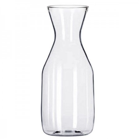 Thunder Group PLTHCF050CC Polycarbonate Carafe 17 oz. - 1 doz