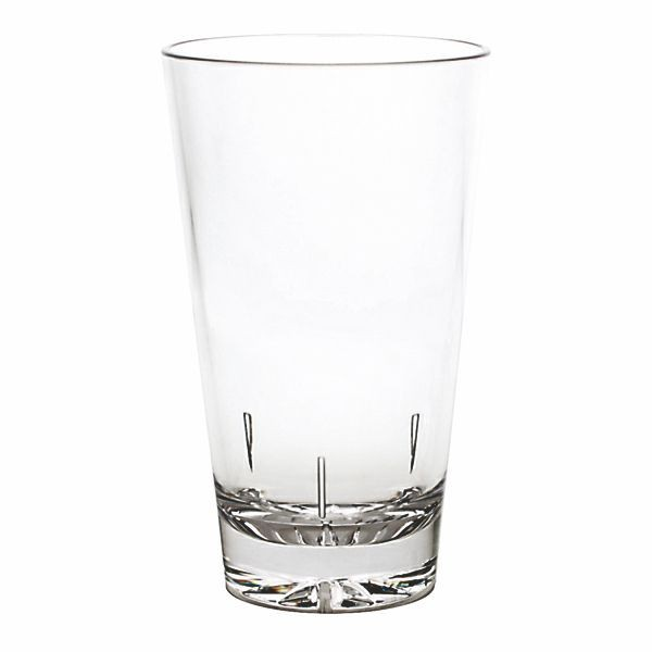 Thunder Group PLTHMG016C 16 oz Poly Mixing Glass - 1 doz