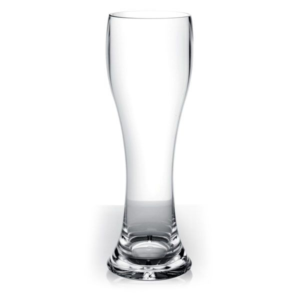 Thunder Group PLTHPS023C Poly Pilsner Glass - 1 doz
