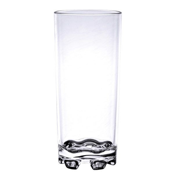 Thunder Group PLTHST014C 14 Oz. Poly Classic Tumbler - 1 doz