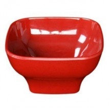 Thunder Group PS3105 12 oz. Round Square Bowl - 1 doz