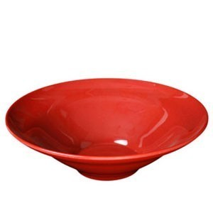 Thunder Group PS6013 Melamine Passion Salad Bowl 70 oz. - 4 pcs