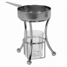 Thunder Group SLBW004 Butter Melter 3-Piece Set