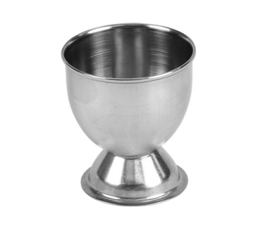 Thunder Group SLEC001 Stainless Steel Footed Egg Cup