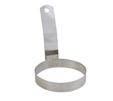 Thunder Group SLER0601R Stainless Steel Egg Ring 6""