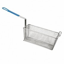 Thunder Group SLFB004 Rectangular Medium Fry Basket
