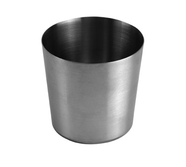 Thunder Group SLFFC001 Stainless Steel French Fry Cup 13 oz.