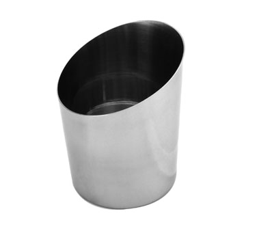 Thunder Group SLFFC005 Stainless Steel French Fry Cup, Mirror Finish