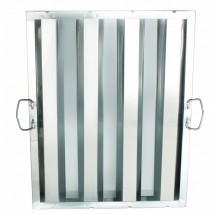"Thunder Group SLHF1620 Stainless Steel Hood Filter 16"" x 20"""