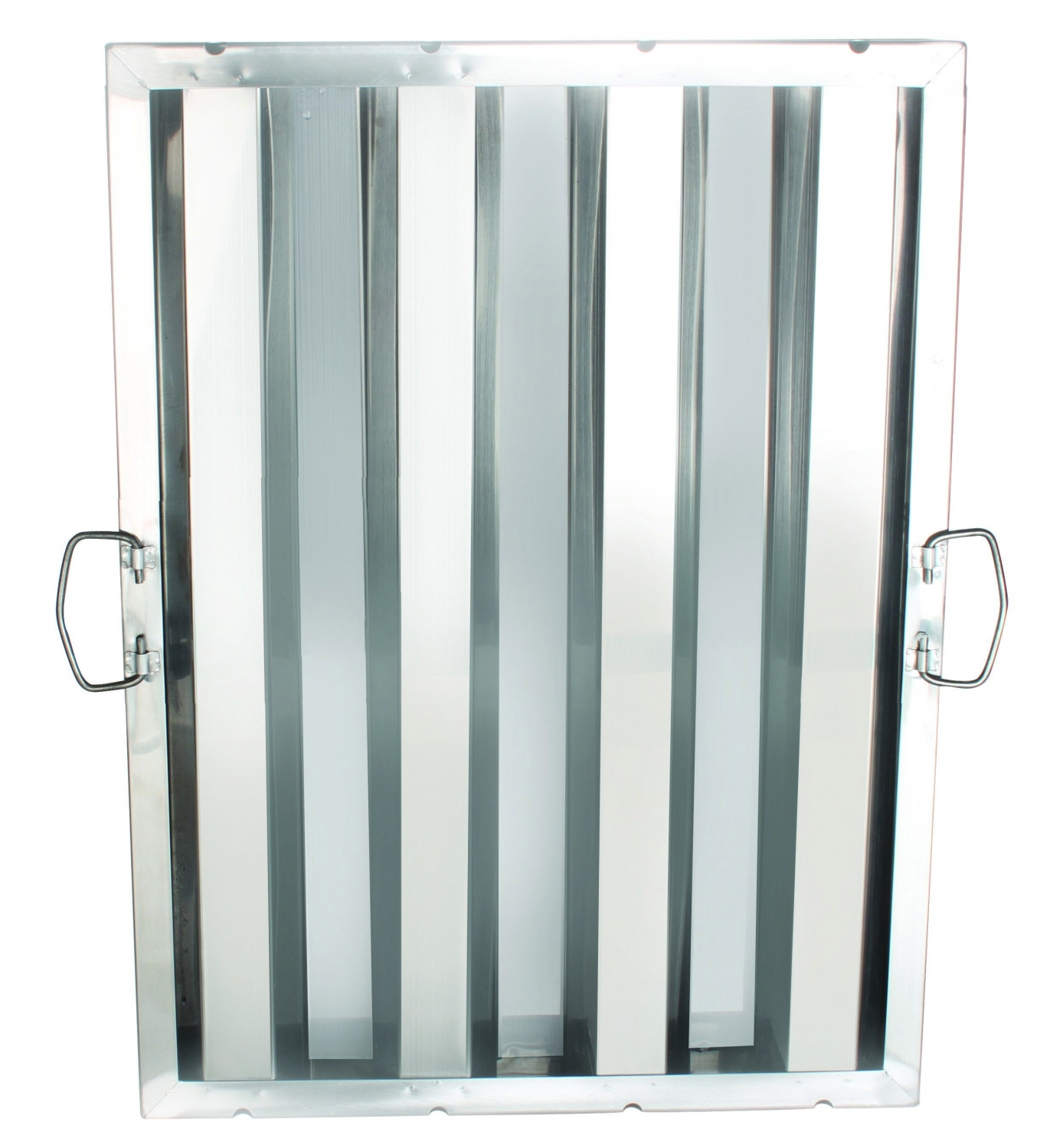 "Thunder Group SLHF1625 Stainless Steel Hood Filter 16"" x 25"""