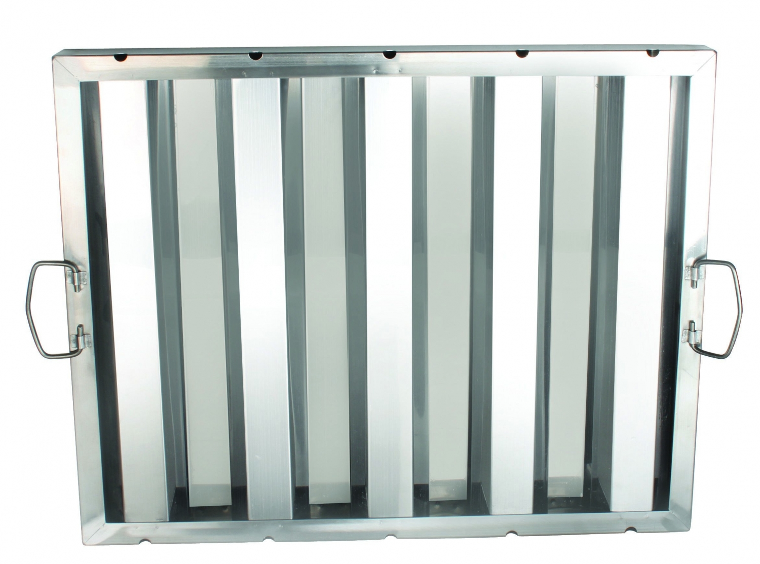 "Thunder Group SLHF2016 Stainless Steel Hood Filter 20"" x 16"""