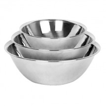 Thunder Group SLMB001 Stainless Steel Mixing Bowl 3/4 Qt.